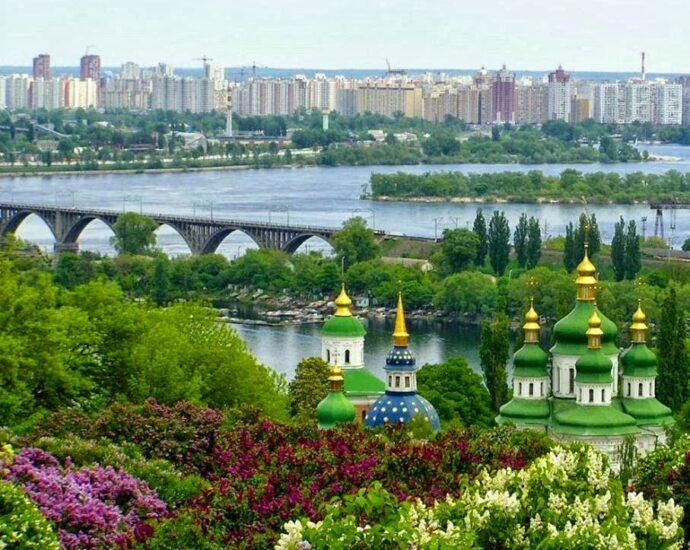 Столиця України