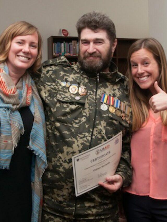 CETA UKRAINE психологічна допомога ветеранам війни